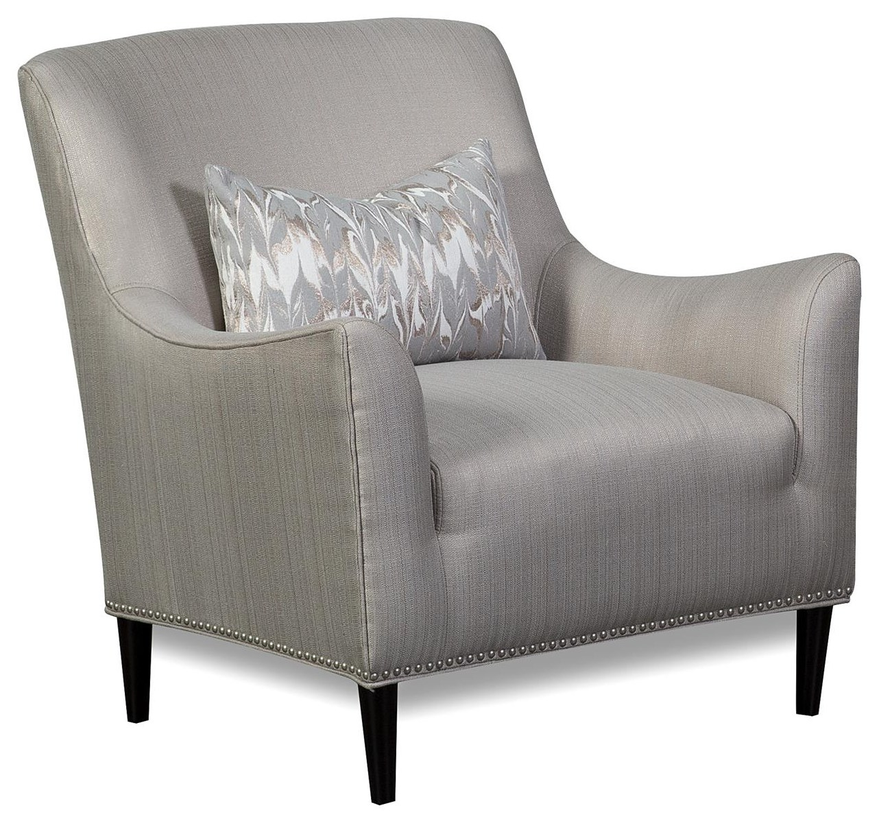 Ava Fresco Easton Accent Chair by Aria Designs at Stoney Creek Furniture