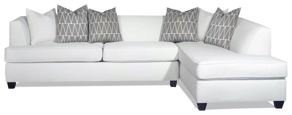 Glenna Glenna Sectional Sofa by Aria Designs at Morris Home