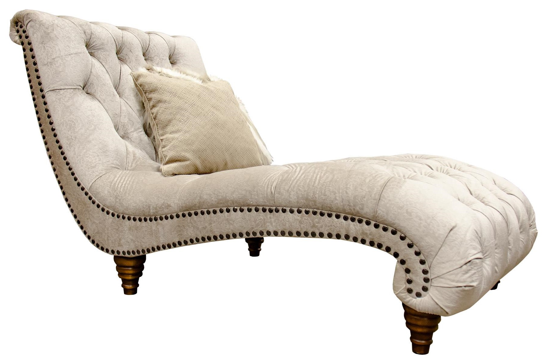 Verona Tufted Chaise