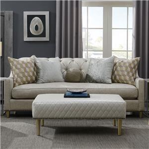 Aria Designs Upholstery Diamante Sofa