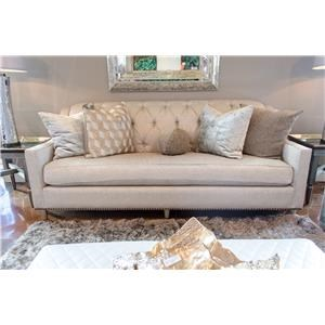 Aria Designs Upholstery Diamante Sofa
