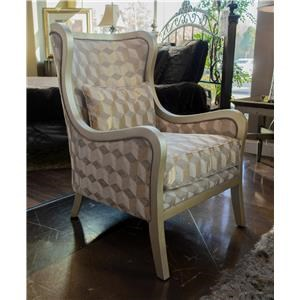 Aria Designs Upholstery Paloma Accent Chair