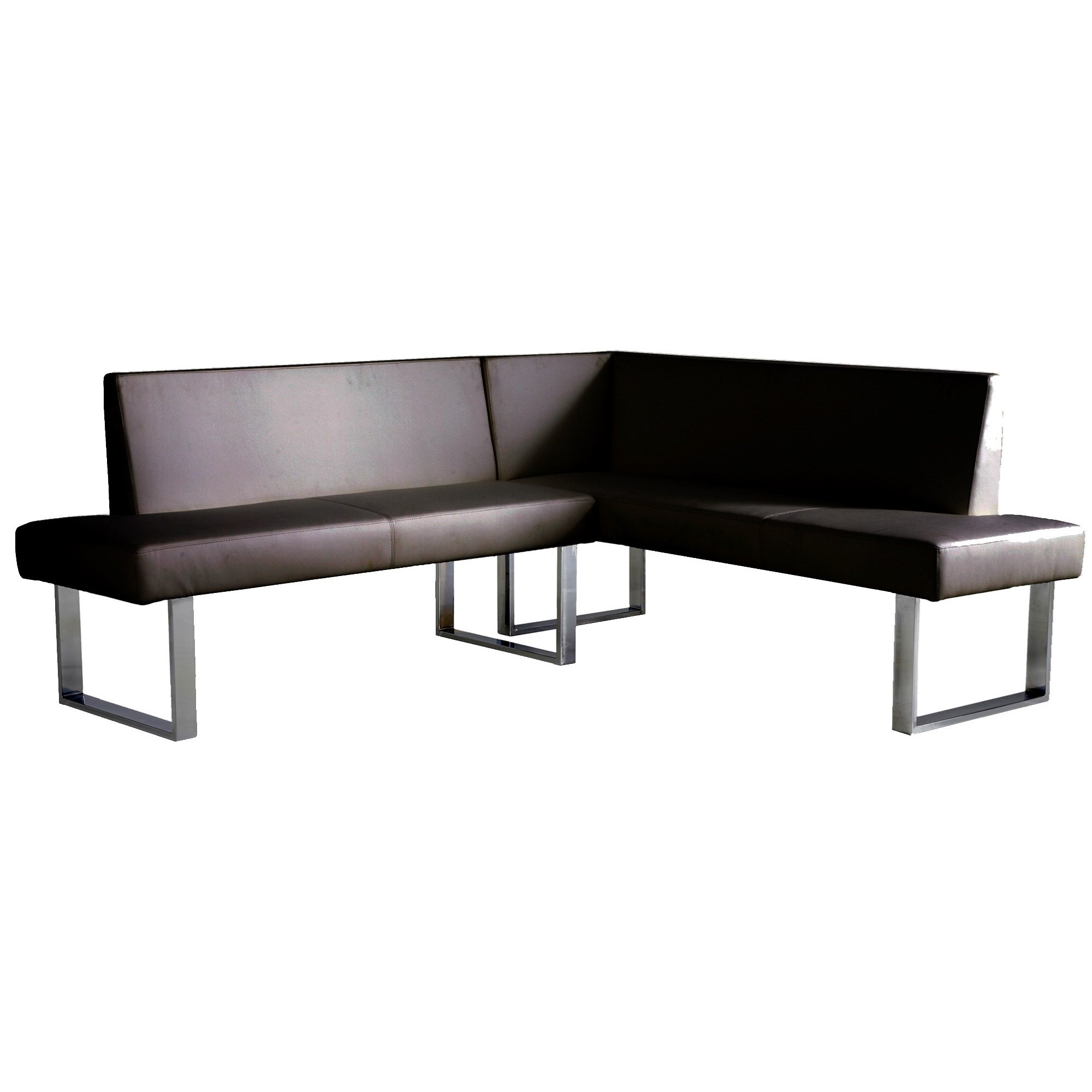 Amanda Nook Corner Dining Bench by Armen Living at Fisher Home Furnishings