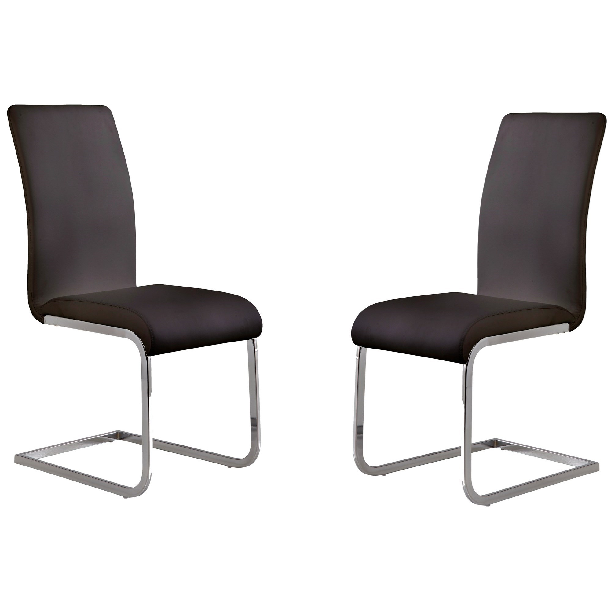 Amanda Side Chair - Set of 2 by Armen Living at Fisher Home Furnishings