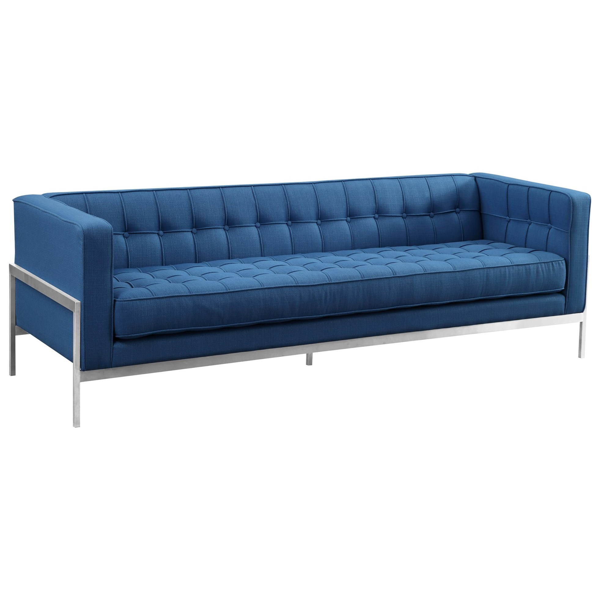 Andre Sofa by Armen Living at Fisher Home Furnishings