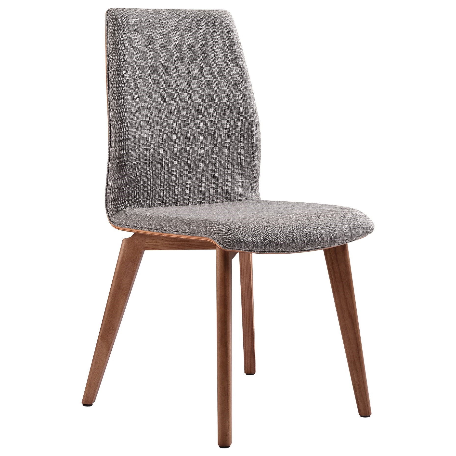 Archie Mid-Century Dining Chairs - Set of 2 by Armen Living at Fisher Home Furnishings
