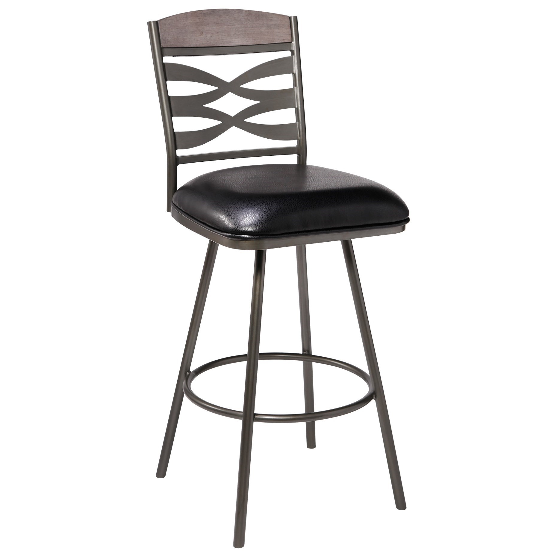 "Contemporary 26"" Counter Height Barstool"