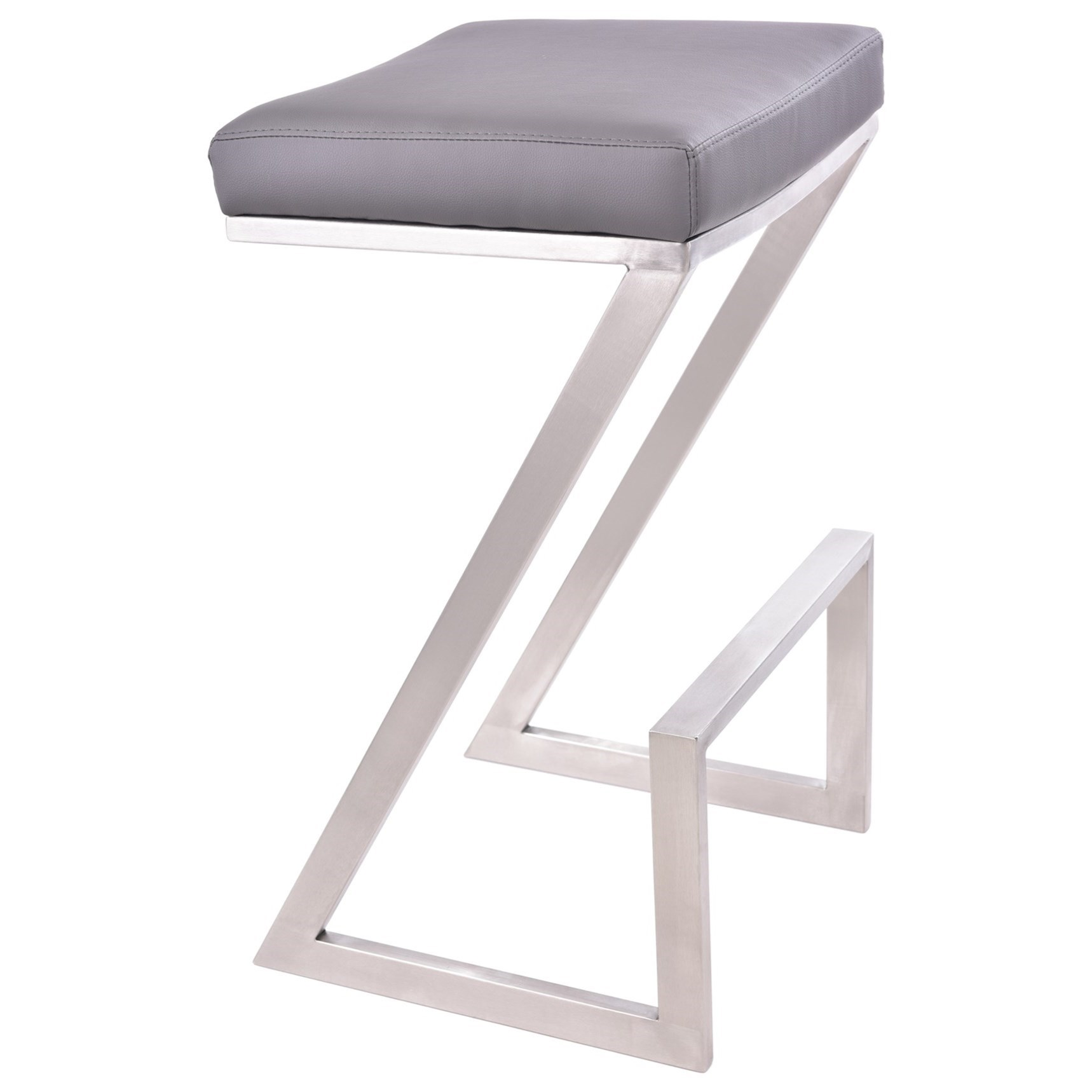 """26"""" Counter Height Backless Barstool"""