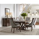 The Great Outdoors Landmark Formal Dining Group - Item Number: 256 Dining Room Group 1