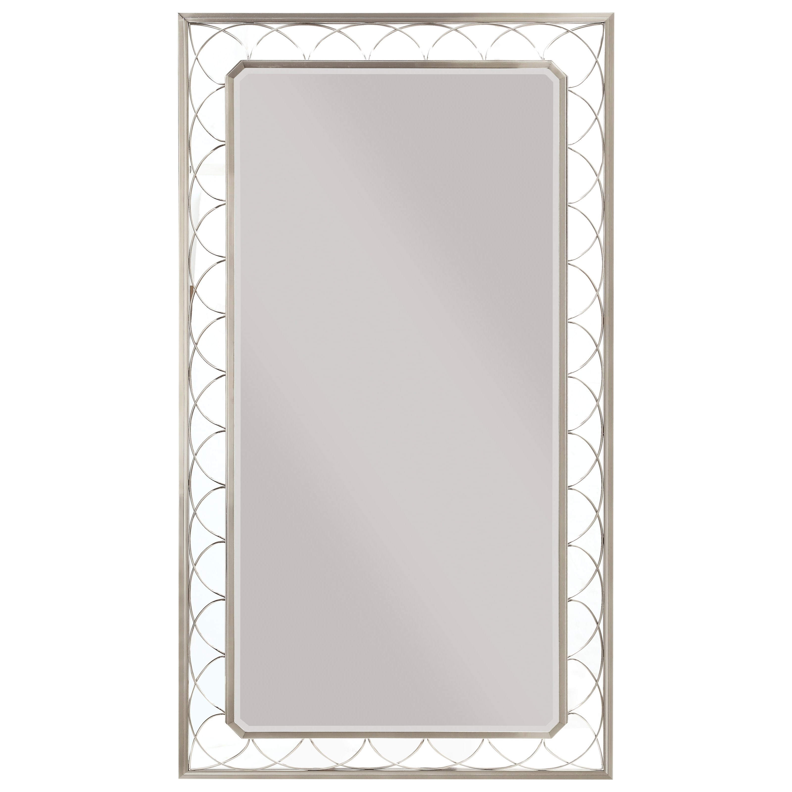 La Scala Floor Mirror by A.R.T. Furniture Inc at Story & Lee Furniture