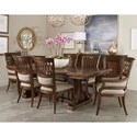 A.R.T. Furniture Inc 280 - Kingsport  Seven Piece Dining Set - Item Number: 280221-2603+2x280205+4x280204