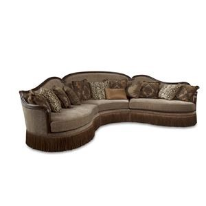 A.R.T. Furniture Inc Giovanna Sectional Sofa