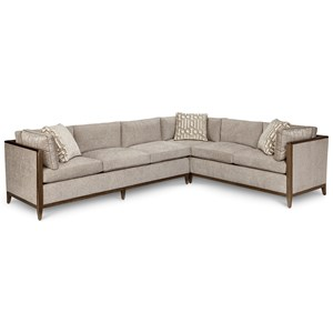 Astor Crystal Sectional Sofa