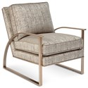 A.R.T. Furniture Inc Cityscapes Upholstery Bedford Accent Chair  - Item Number: 532518-5126AA