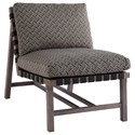 A.R.T. Furniture Inc WoodWright Upholstery Accent Chair - Item Number: 553534-5025AA