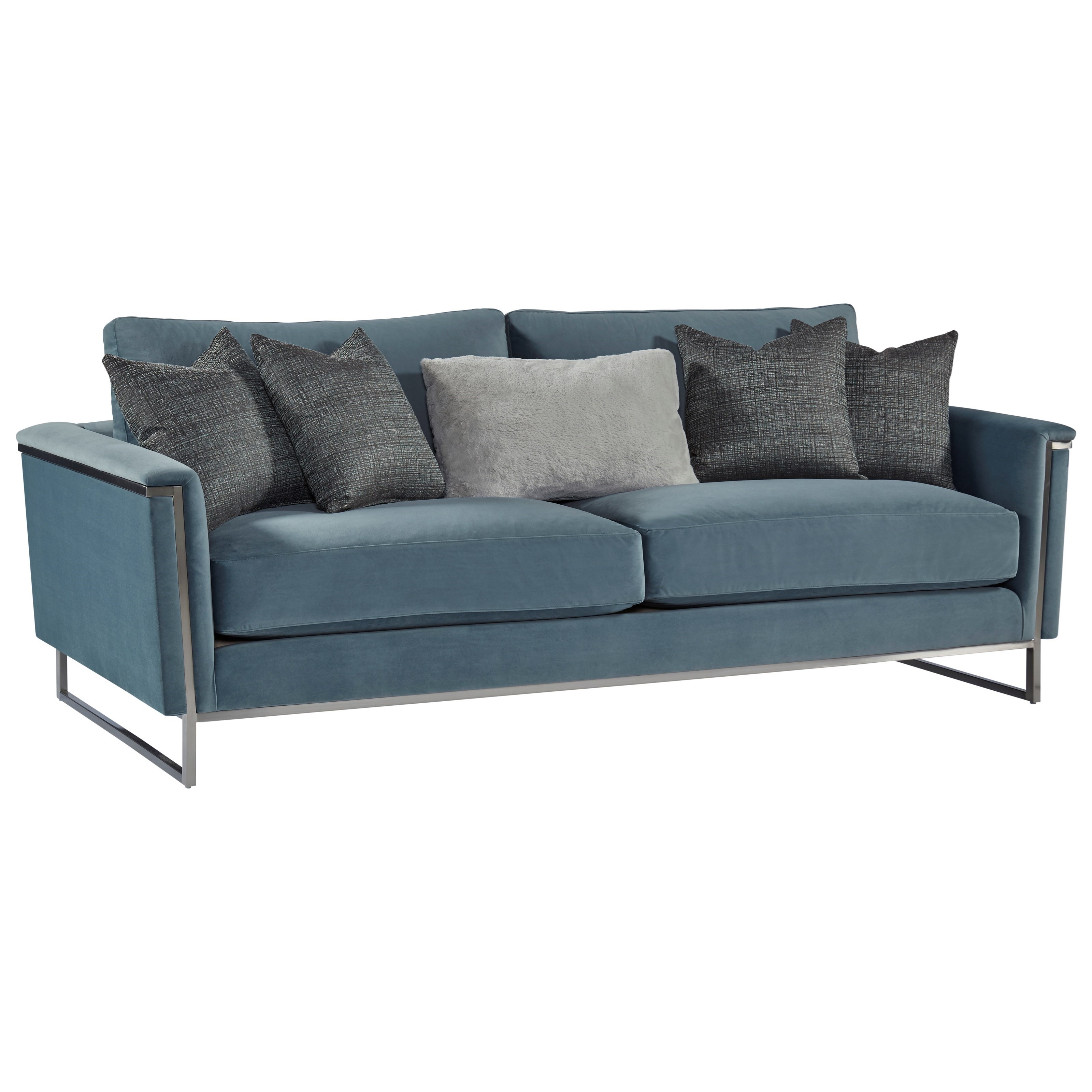 La Scala Upholstery Sofa by A.R.T. Furniture Inc at Hudson's Furniture