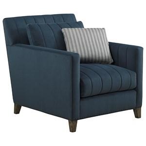 Pierre Indigo Chair
