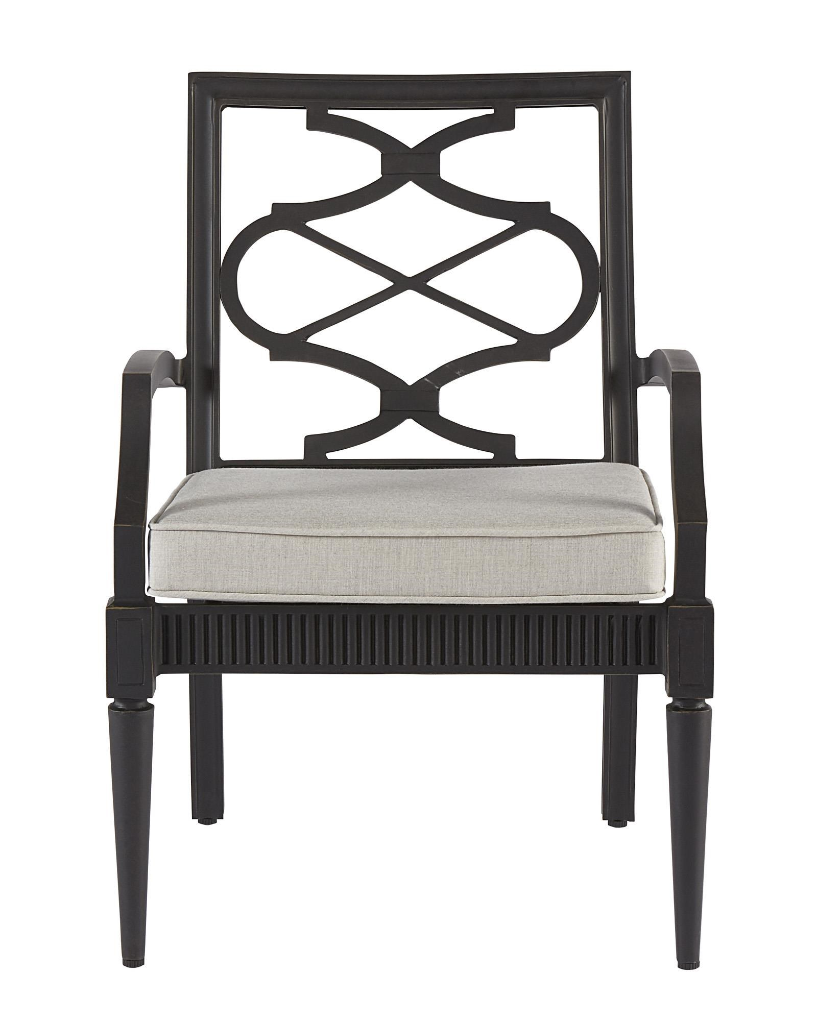 A.R.T. Furniture Inc 918-MORRISSEY Dining Arm Chair - Item Number: 918202-4242
