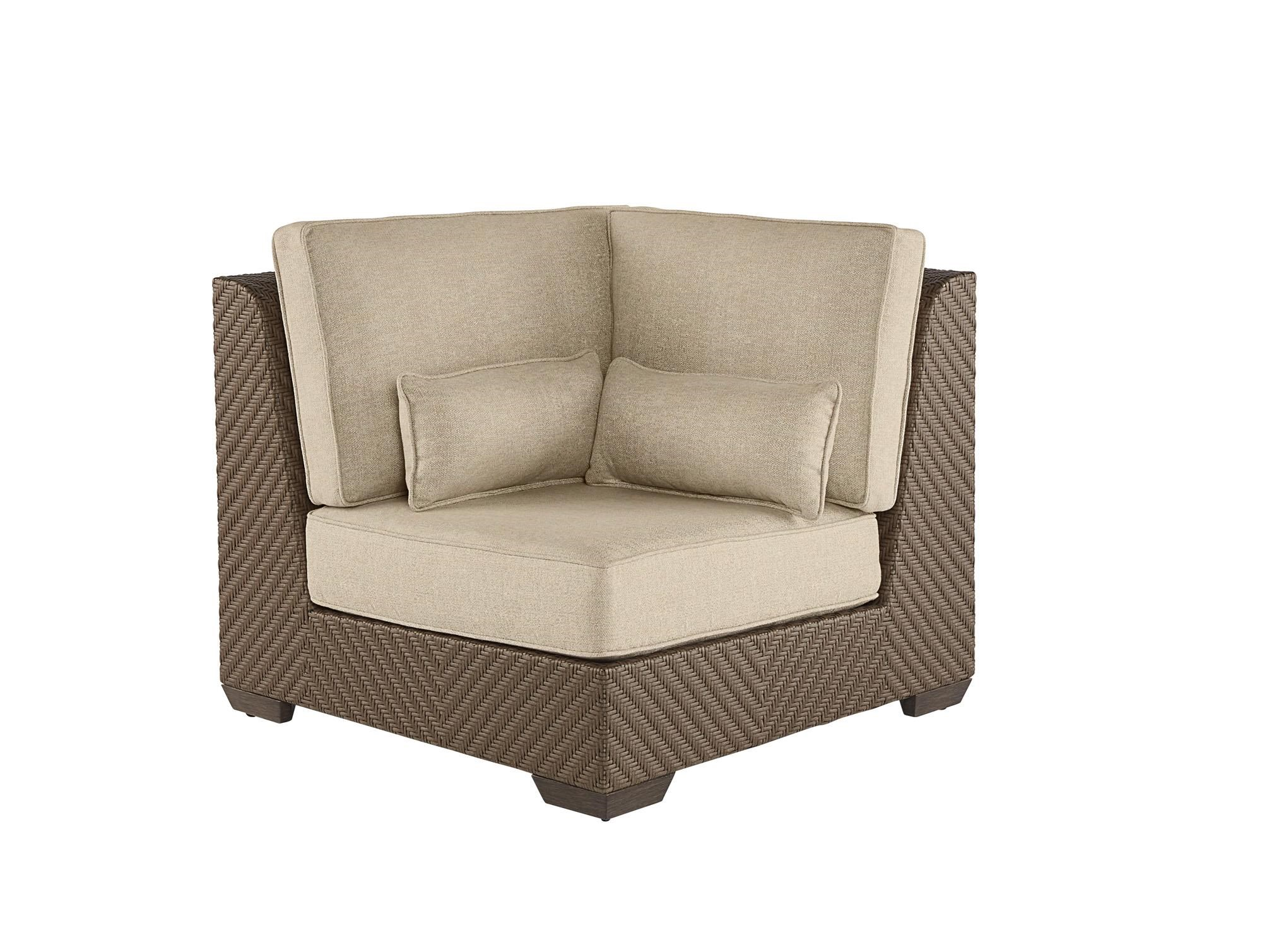 A.R.T. Furniture Inc 933-Arch Salvage Corner - Item Number: 933513-4124