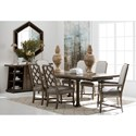 A.R.T. Furniture Inc American Chapter Formal Dining Room Group - Item Number: 247000-2940 Dining Room Group 2