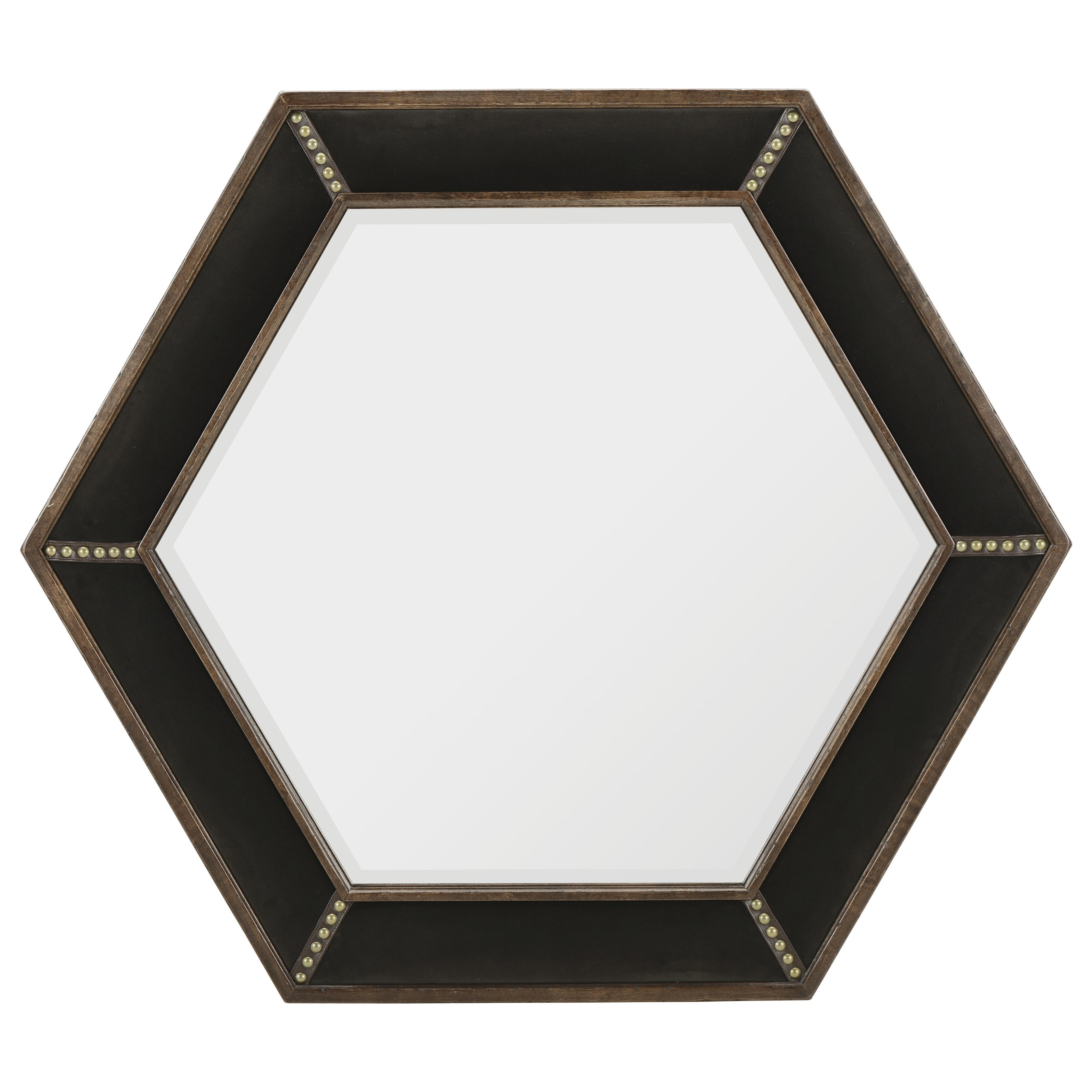 American Chapter Steeplecase Mirror by A.R.T. Furniture Inc at Home Collections Furniture