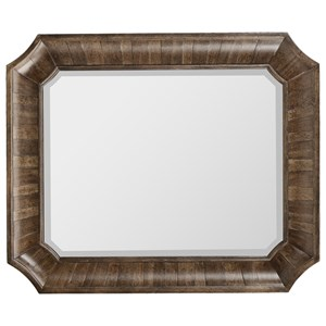 Klien Furniture American Chapter Barrel Stave Mirror