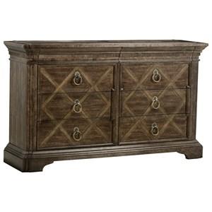 Klien Furniture American Chapter Antler Hill Dresser