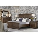 A.R.T. Furniture Inc American Chapter King Ashford Stablewoods Bed