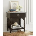 A.R.T. Furniture Inc American Chapter Copperline Bedside Table