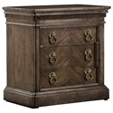 Compositions American Chapter Shadoweave Nightstand - Item Number: 247141-2912