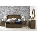 A.R.T. Furniture Inc American Chapter Queen Grand National Panel Bed