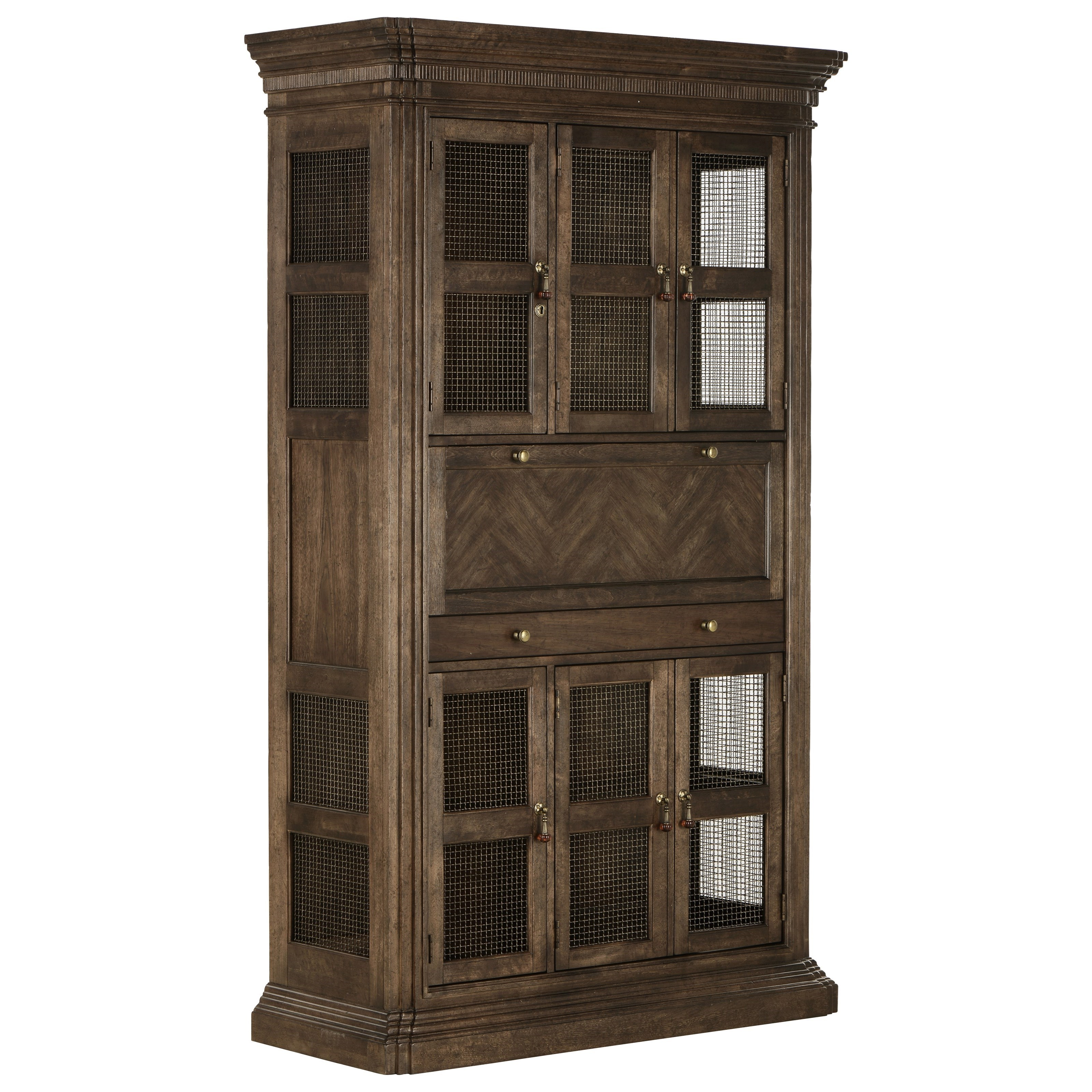 American Chapter Kentucky Bourbon Locker by A.R.T. Furniture Inc at Home Collections Furniture