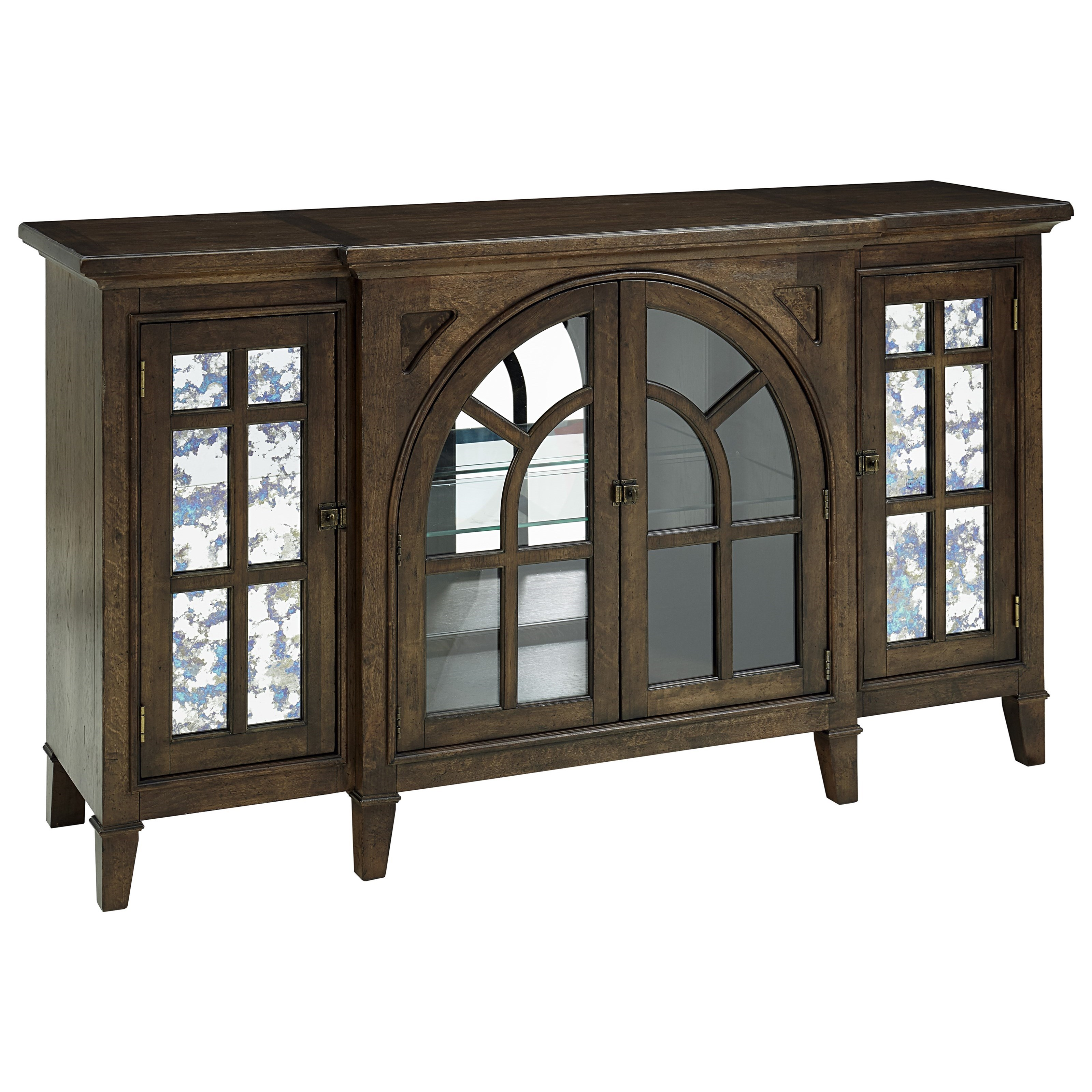 American Chapter Mercury Glass Buffet by A.R.T. Furniture Inc at Home Collections Furniture