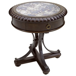A.R.T. Furniture Inc American Chapter Briarwood Lamp Table
