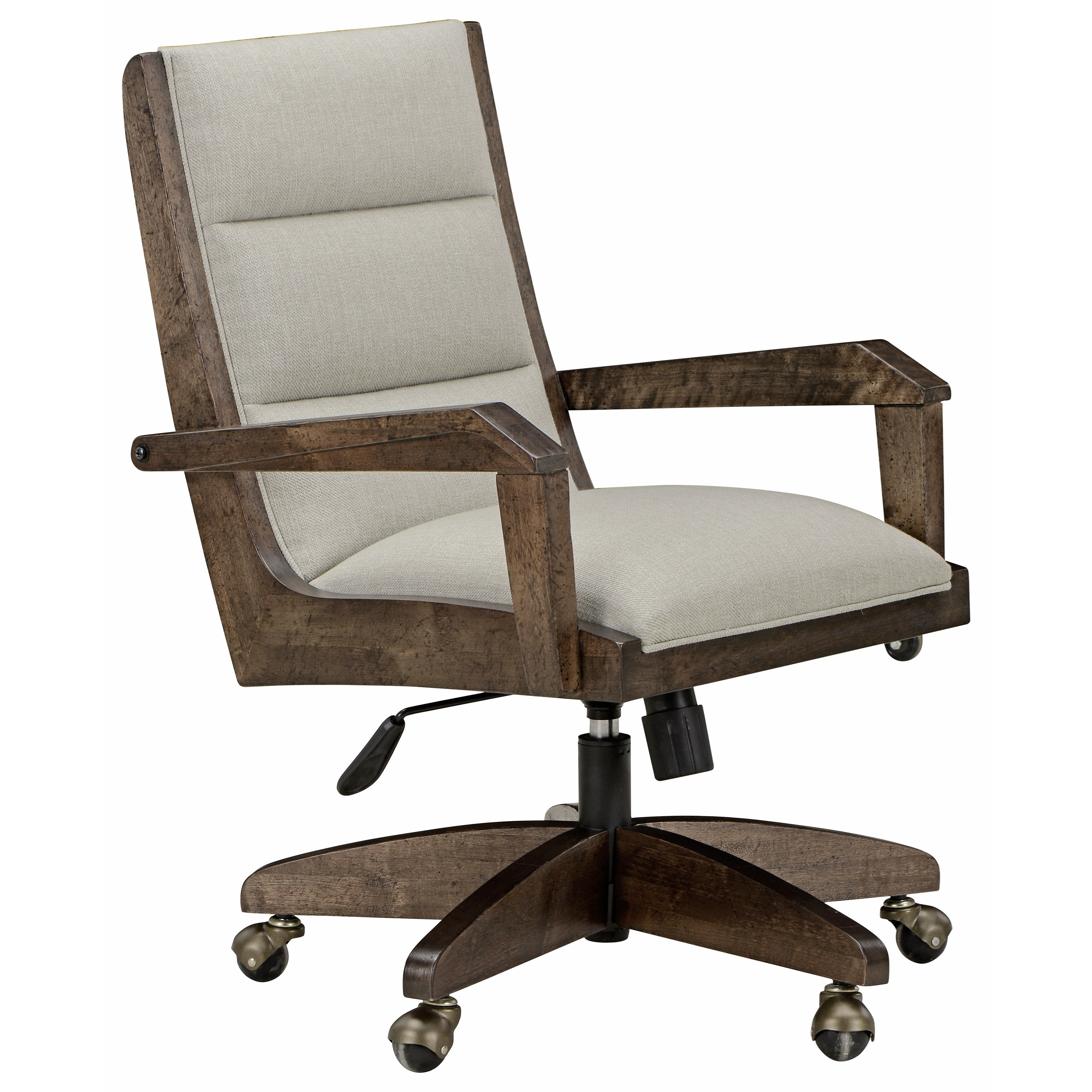 American Chapter Benchwork Desk Chair by A.R.T. Furniture Inc at Home Collections Furniture