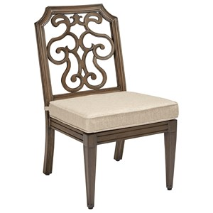 Gabrielle Armless Dining Chair
