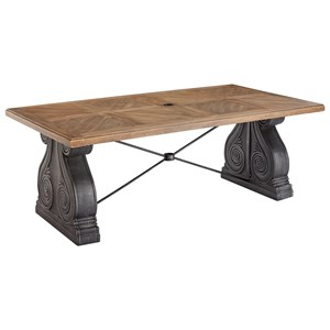 Lyon Rectangular Dining Table