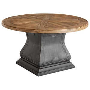 Lyon Round Dining Table