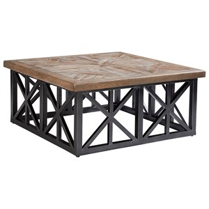 "Oliver 42"" Coffee Table"