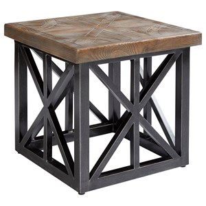 "Oliver 22"" End Table"