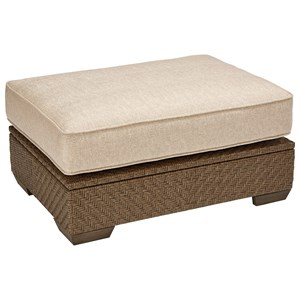 Florence Upholstered Storage Ottoman