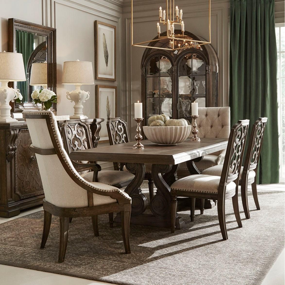 Vintage Salvage  Dining Room Group by Klien Furniture at Sprintz Furniture