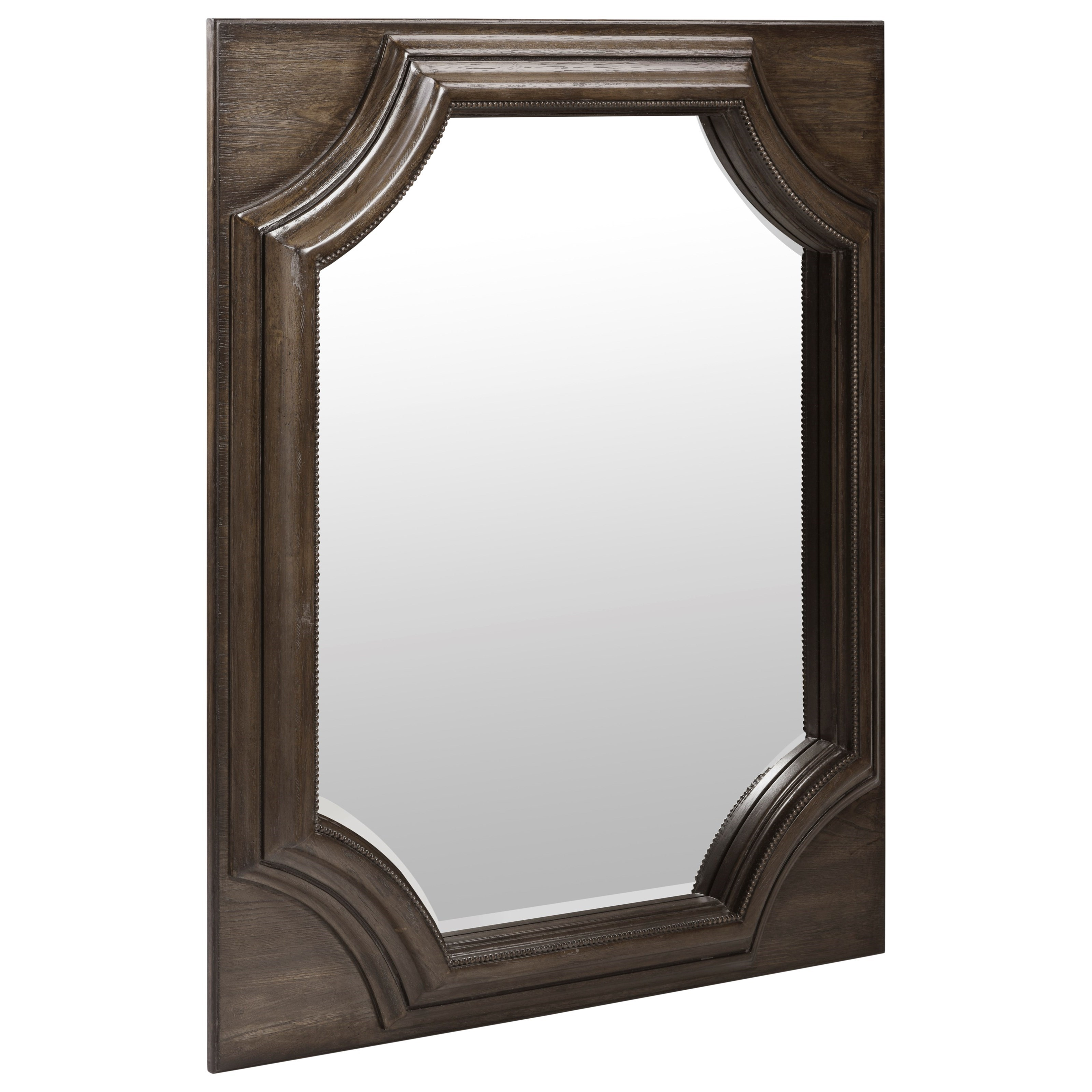 Vintage Salvage  Seales Mirror by Klien Furniture at Sprintz Furniture