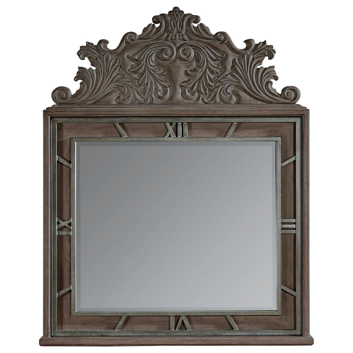 Vintage Salvage  Benjamin Mirror by Klien Furniture at Sprintz Furniture