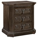A.R.T. Furniture Inc Vintage Salvage  Gabriel Nightstand - Item Number: 231143-2812