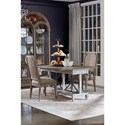 The Great Outdoors Arch Salvage Casual Dining Room Group - Item Number: 233000-2817 Dining Room Group 4