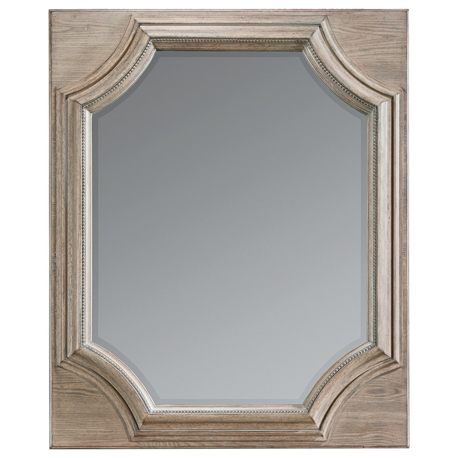 Arch Salvage Seales Mirror by A.R.T. Furniture Inc at Baer's Furniture
