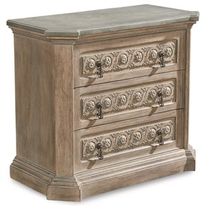 A.R.T. Furniture Inc Arch Salvage Gabriel Bedside Chest