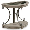 A.R.T. Furniture Inc Arch Salvage Drew End Table - Item Number: 233303-2823