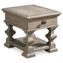 A.R.T. Furniture Inc Arch Salvage Sloane End Table - Item Number: 233304-2802